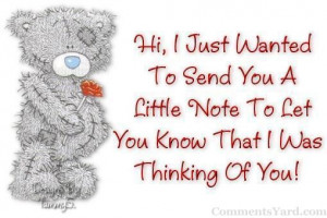 Thinking Of You Graphic #43
