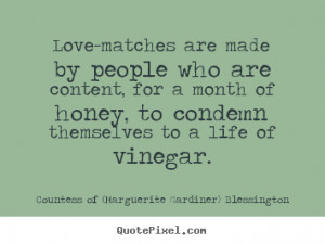 ... marguerite gardiner blessington more love quotes inspirational quotes