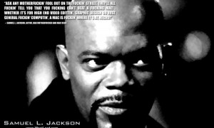 Samuel L Jackson Wallpaper