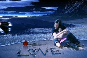 Romantic Love Wallpaper