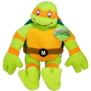 Nickelodeon Teenage Mutant Ninja Turtles Michelangelo Cuddle Pillow