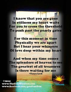 heavens door a poem the grief toolbox heaven door grief thought
