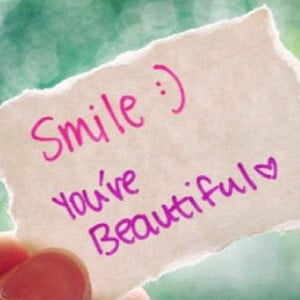 Smile You've Beautiful