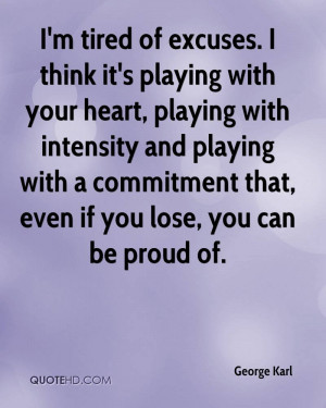 It's Playing With Your Heart, Playing With Intensity And Playing ...