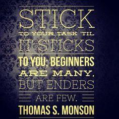 ... ldsquotes #lds #mormon #endurance / http://mormonfavorites.com/?p=7796