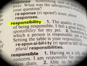 Ha'azinu (5774) – The Leader's Call to Responsibility