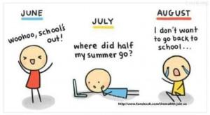 Summer vacationSummer Vacations, Soo True, Quotes, Schools Stuff ...