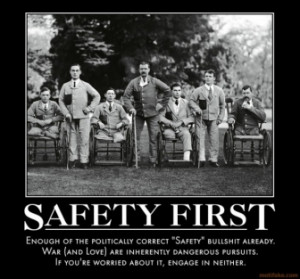 ... Full Size | More picture quotes bingo safety motivational poster