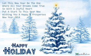 Happy Winter Holiday Wishes Sms Quotes Wallpapers Download