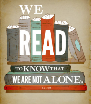 books, cs lewis, quote, read, text
