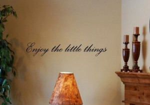 ... Things Vinyl Wall Quotes Inspirational Sayings Home Art Decor Decal