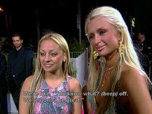 the simple life Paris Hilton nicole richie
