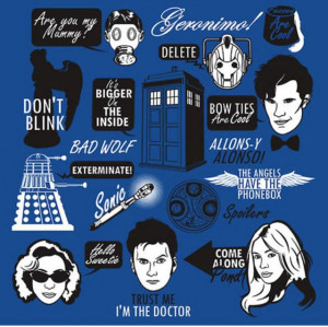 Famous quotes from doctor who ; )