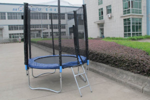 ... 8ft round spring trampoline 8ft trampolines from trampoline web and