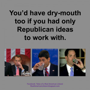 Just for fun, my contribution to the Rubio drinking meme