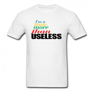 useless funny t-shirt