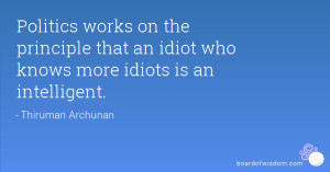 Recent Highlights: Politics Quotes