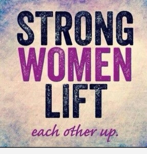 20 Strapping Strong Women Quotes