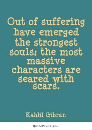 Inspirational Quotes Suffering