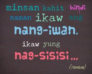 Love Quotes Tagalog Patama : Love Quotes Tagalog Patama