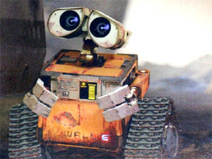 Robot with heart of gold falls in love: Wall-E, a beautiful Pixar ...