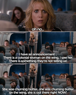 Showing Gallery For Bridesmaids Movie Quotes On Plane