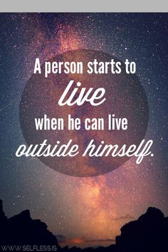 how to live a happy selfless life more selflessi inspiration dust ...