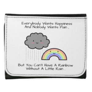Happy Quotes And Sayings Wallets