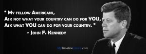 John F. Kennedy Cover Photo