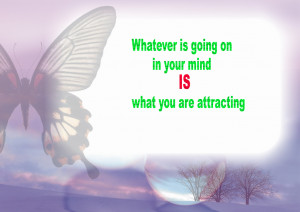 THE LAW OF ATTRACTION!!!!!