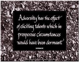 Adversity Quotes Graphics