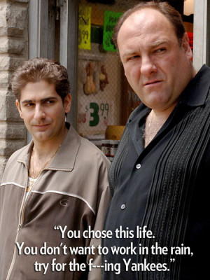 Tony Soprano Quotes Best tony soprano quotes