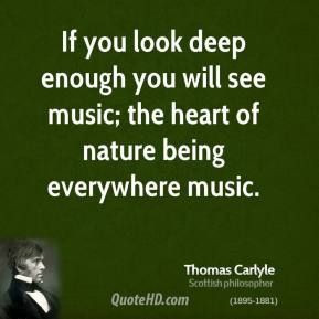thomas carlyle quotes | Thomas Carlyle Nature Quotes | QuoteHD