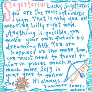 Sagittarius Horoscope 027-04