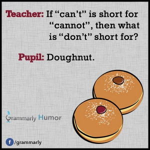 Have you found any funny educational quotes or photos? I'd love to ...