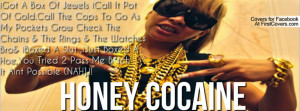 Honey Cocaine Profile Facebook Covers
