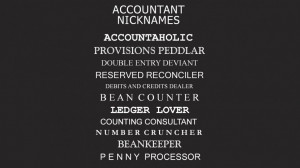 Accountant Nicknames accountant accounting degree