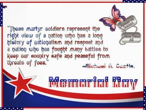 ... With All Military By These Meaningful Military Memorial Day Quotes