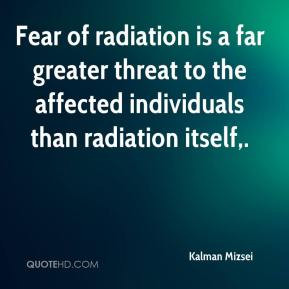 Radiation Quotes