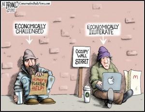 Branco : The Economically Challenged Verses The Economically ...