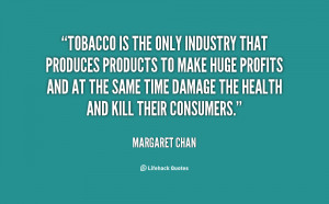 tobacco quotes