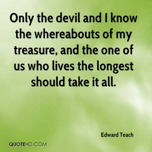 Edward Teach Quotes