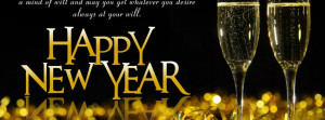 New Year 2015 Facebook Cover Pictures