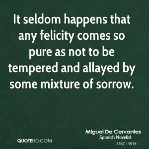 Miguel de Cervantes Quotes