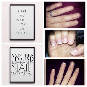remedy for nail biters - jamberry nail wraps - www.kenzie ...