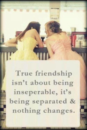 Separation Quotes Friendship