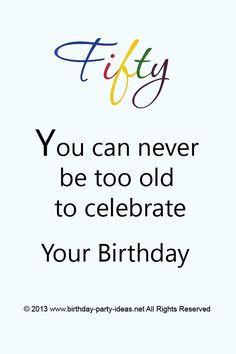 50th birthday sayings birthday y ideas 50th birthday sayings 50th ...