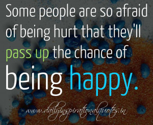 Motivational Quotes On Being Hurt http://www.dailyinspirationalquotes ...