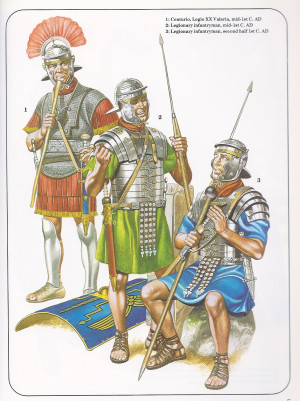 Mid First Century