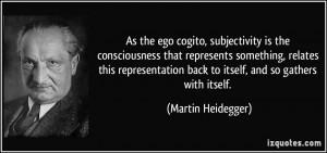 Bad Ego Quotes Izquotes Quote